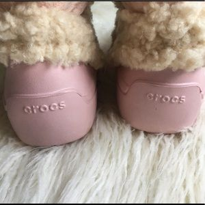 192cb555d622 CROCS Shoes - Crocs Nadia Girls Boots🎀